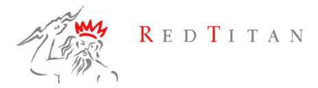 RedTitan Logo